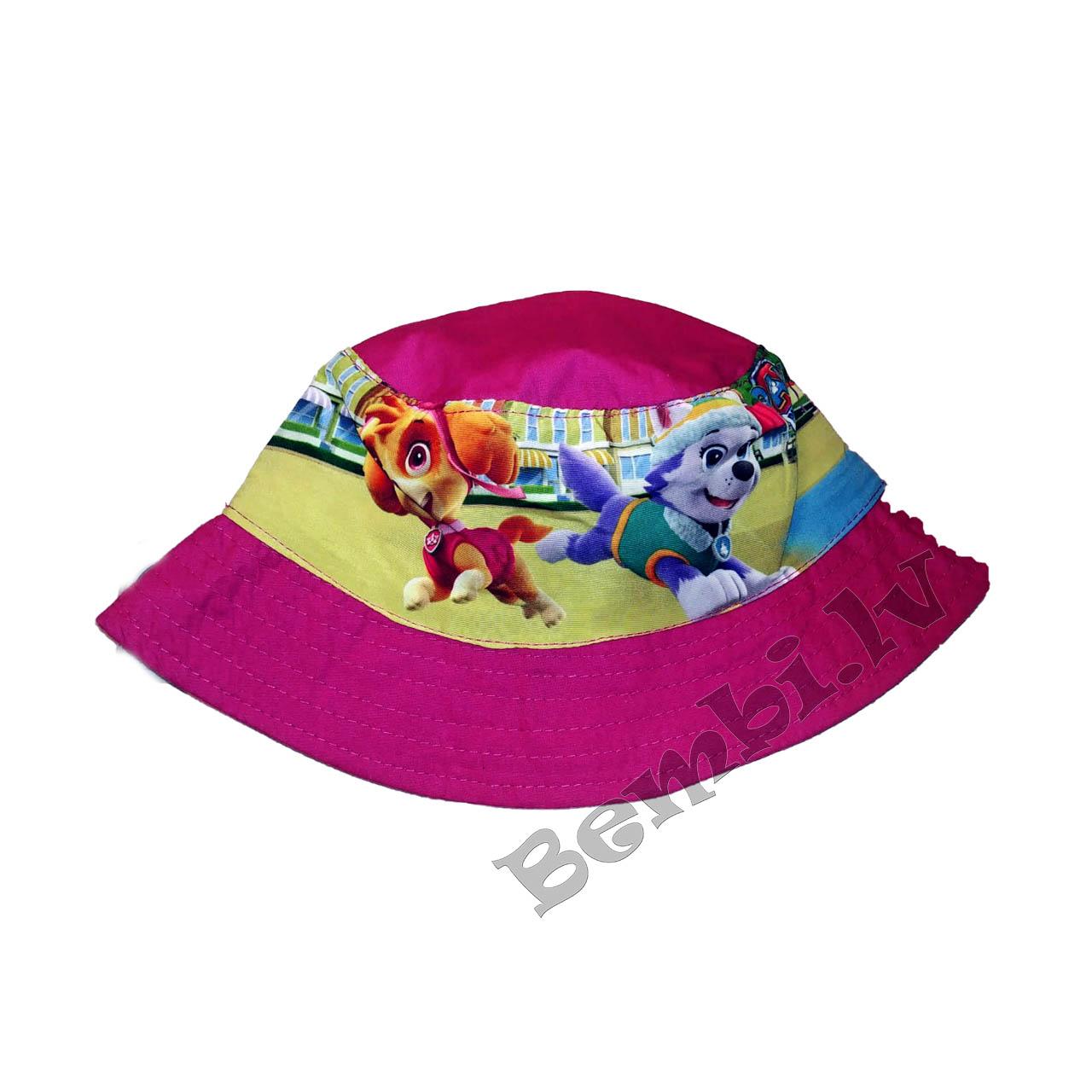 Vasaras cepures meitenēm